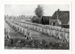 19911006 [150912] - Foto schilderij Stadsboerderijtje Koninginnestraat 102 te Teteringen - Breda (1)